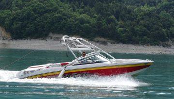 Découvrez notre nouveau bateau, le Super Air Nautique 236