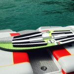 Cours de wakeboard base nautiquede Treffort avec Wake it easy
