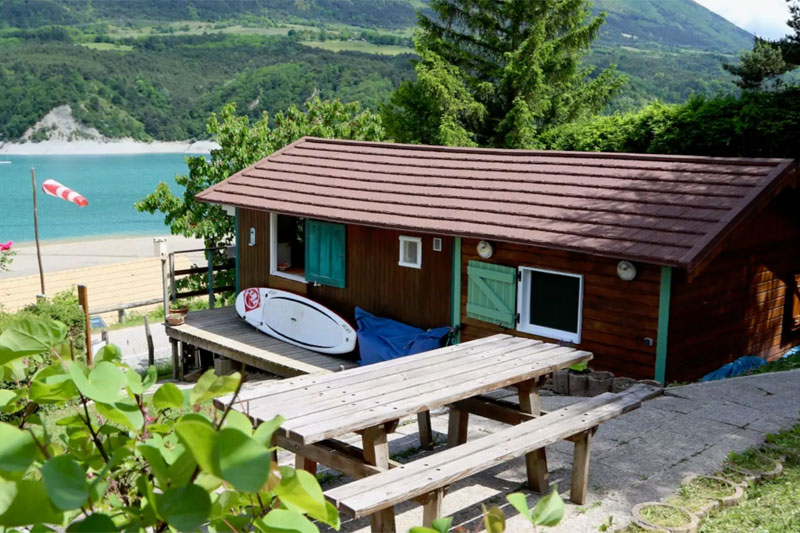 Picture of Le Shack sur le lac